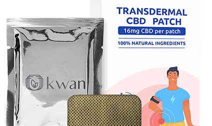 cbd transdermal patch available in Europe, Spain, USA, Germany and more