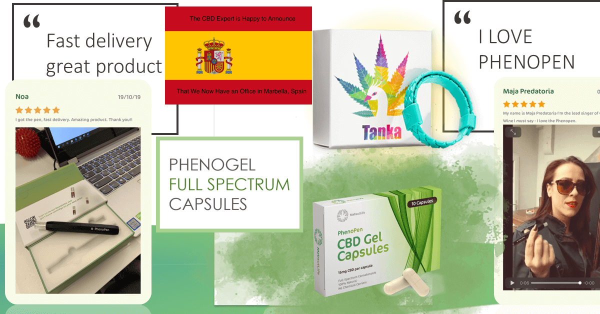 Spain CBD products available