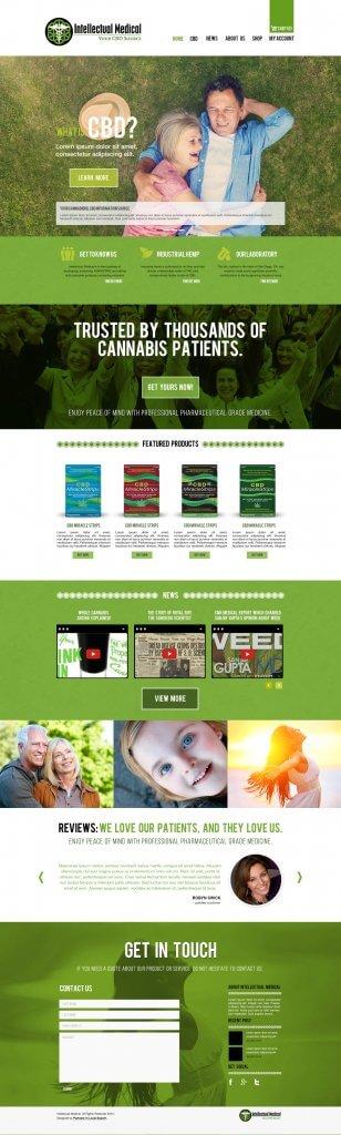about us first website the CBD Expert 2014